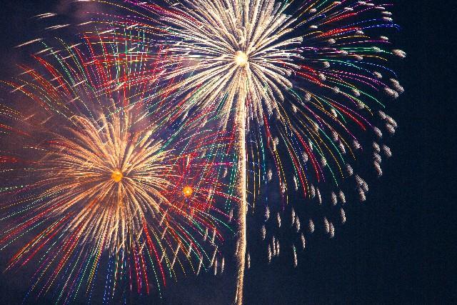 春の九州一花火大会2015