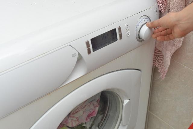 洗濯物の臭いの消し方