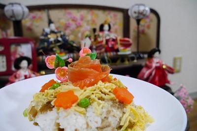 ひな祭りの食べ物の意味と由来