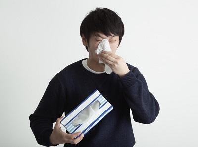 花粉症と風邪の違いとは