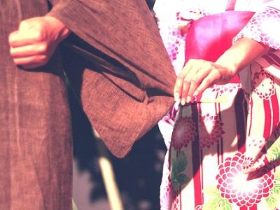 広島とうかさん浴衣デート